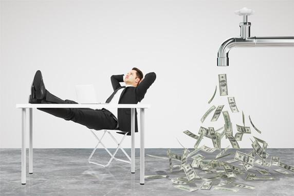 CASH FLOW MANAGEMENT MONEY FAUCET