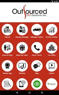 Outsourced CFO App